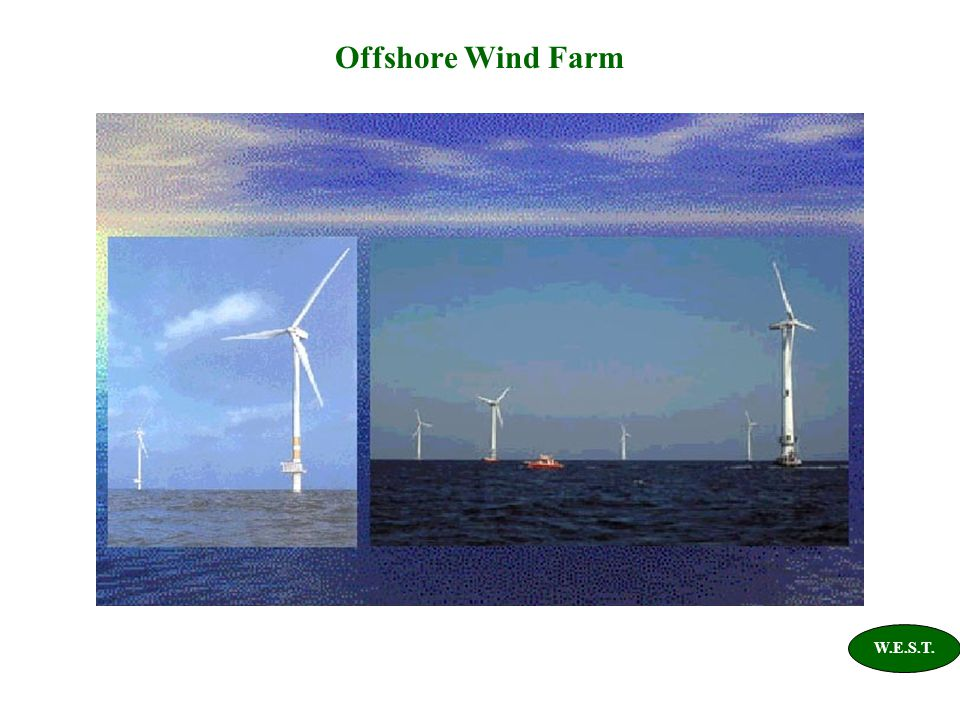 Offshore Wind Farm W.E.S.T.