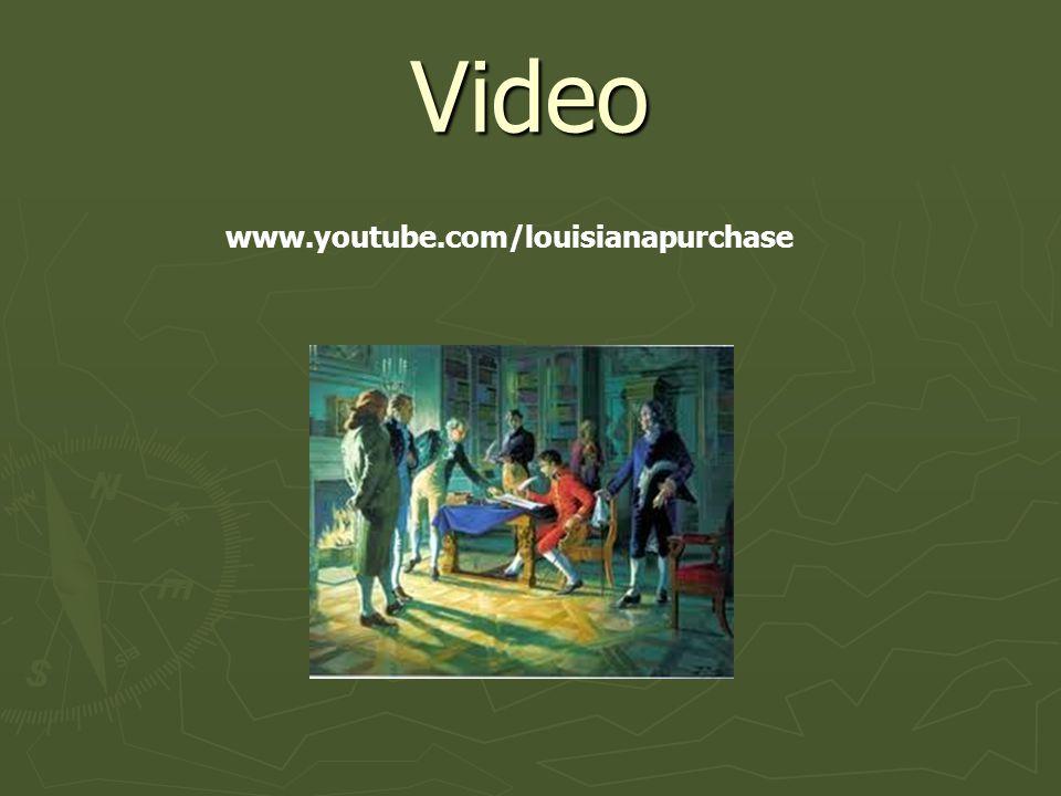 Video www.youtube.com/louisianapurchase