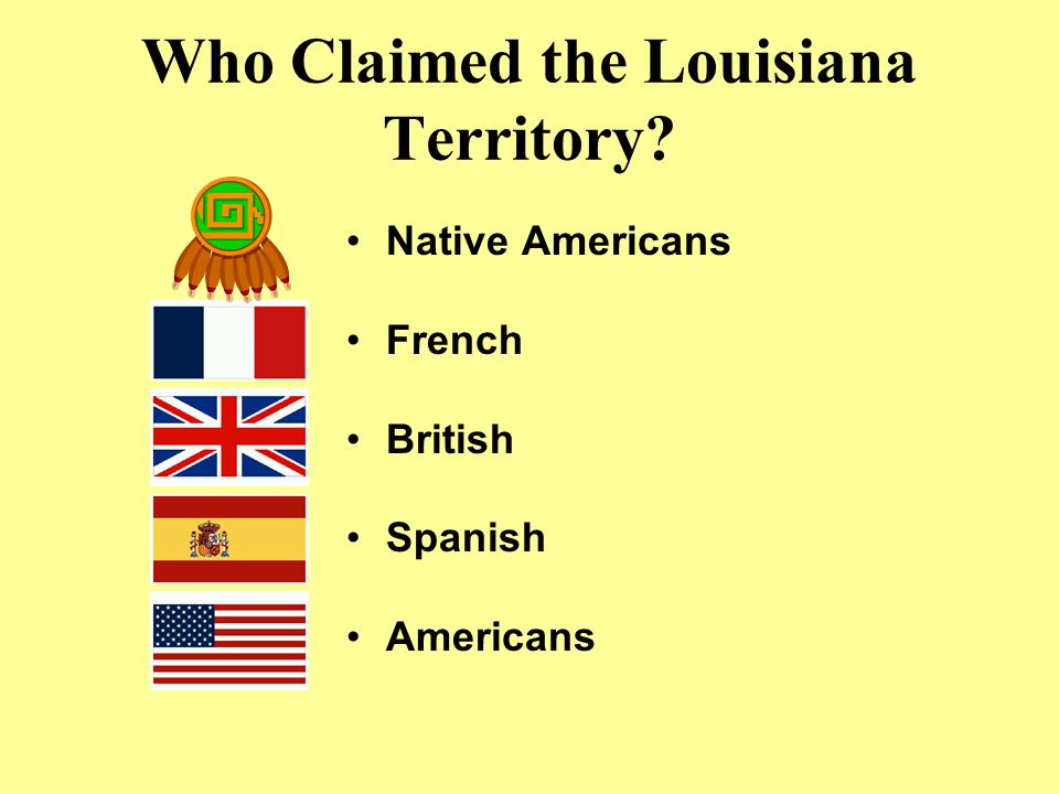The BIG Secret 1800 — Secretly, under pressure from Napoleon Bonaparte, King Charles IV of Spain, gives ALL of Louisiana, including New Orleans, back to France, on condition that it not be sold or given to any other country.