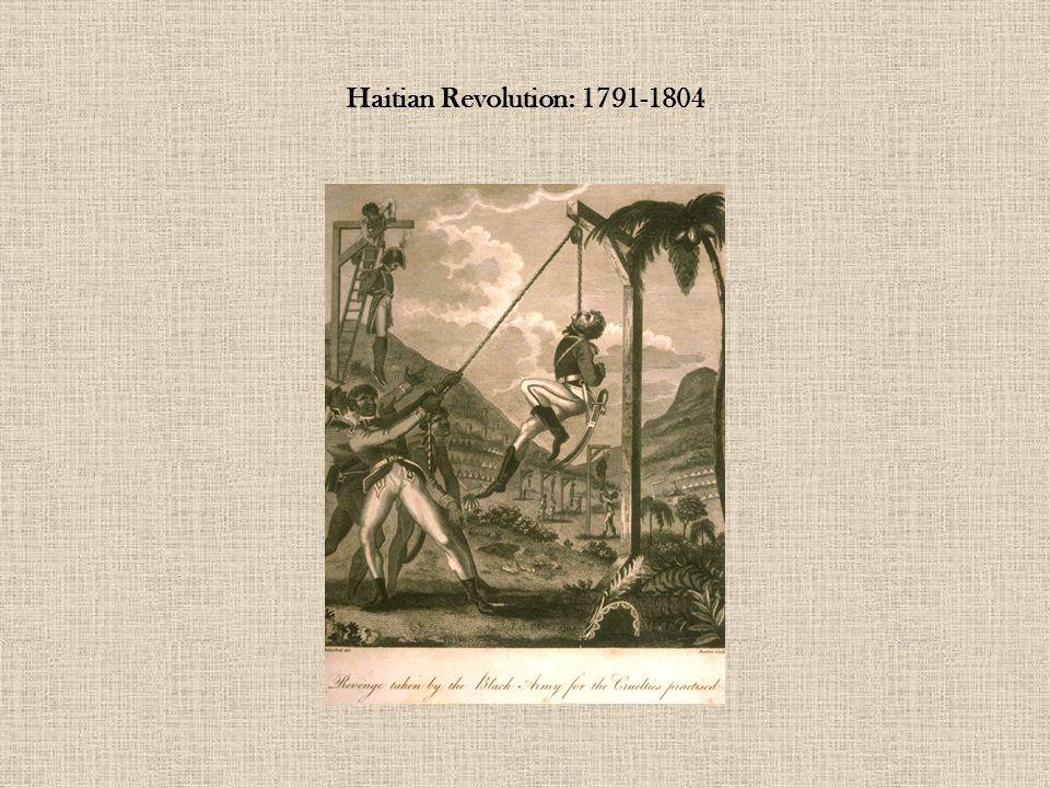 Haitian Revolution: 1791-1804