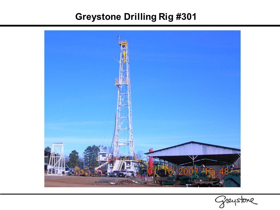 Greystone Drilling Rig #301