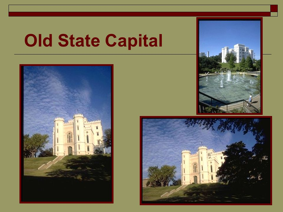 Old State Capital