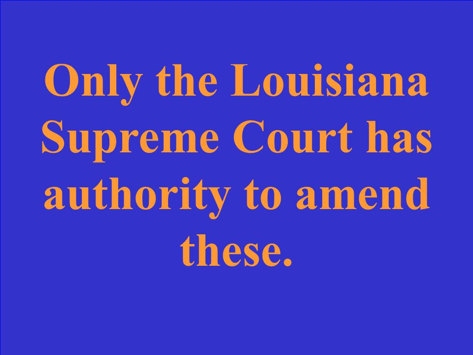 When was the Louisiana State Bar Association created?