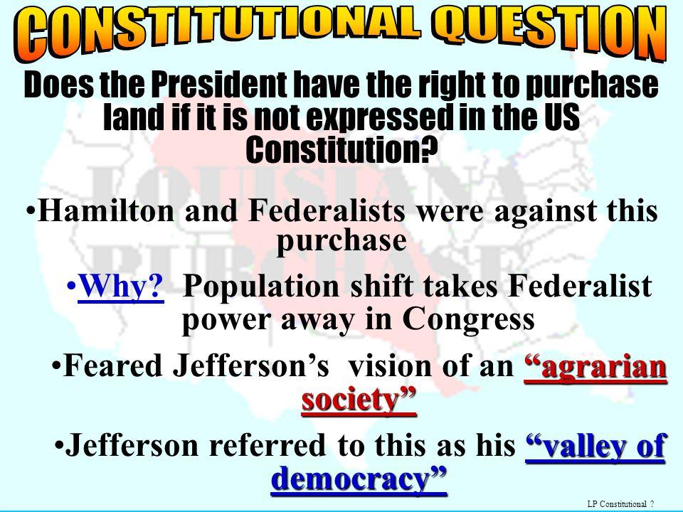 LP Constitutional .