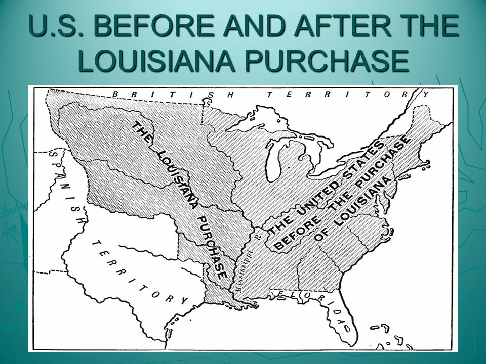 13 states were eventually carved from the Louisiana Purchase *** Use the Map It handout and outline the Louisiana Purchase *** Label the 13 states within your outline showing which states were eventually created *** Complete the map worksheet (you may have to use an outside source to find the cities listed)
