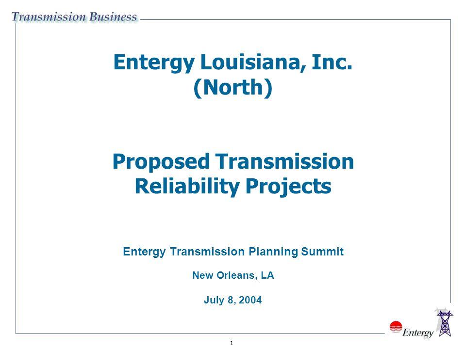 1 Entergy Louisiana, Inc.