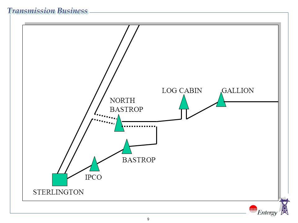 9 IPCO BASTROP NORTH BASTROP LOG CABINGALLION STERLINGTON