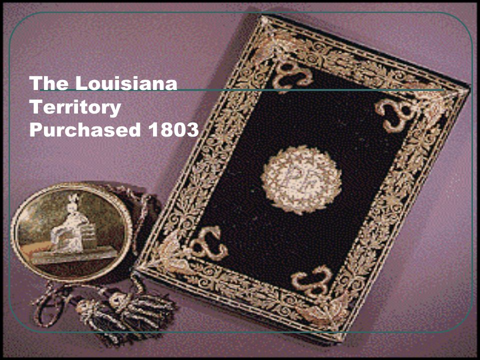 Zeb Pike Explored the southern portion of the Louisiana Territory Main difference: L & C took a water route Z.