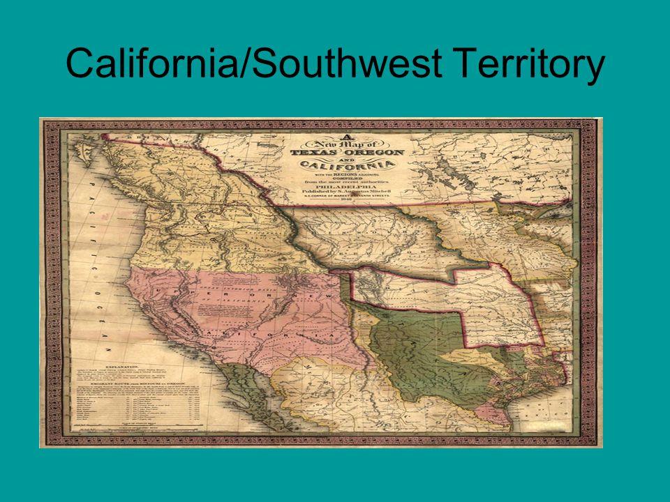 California/Southwest Territory