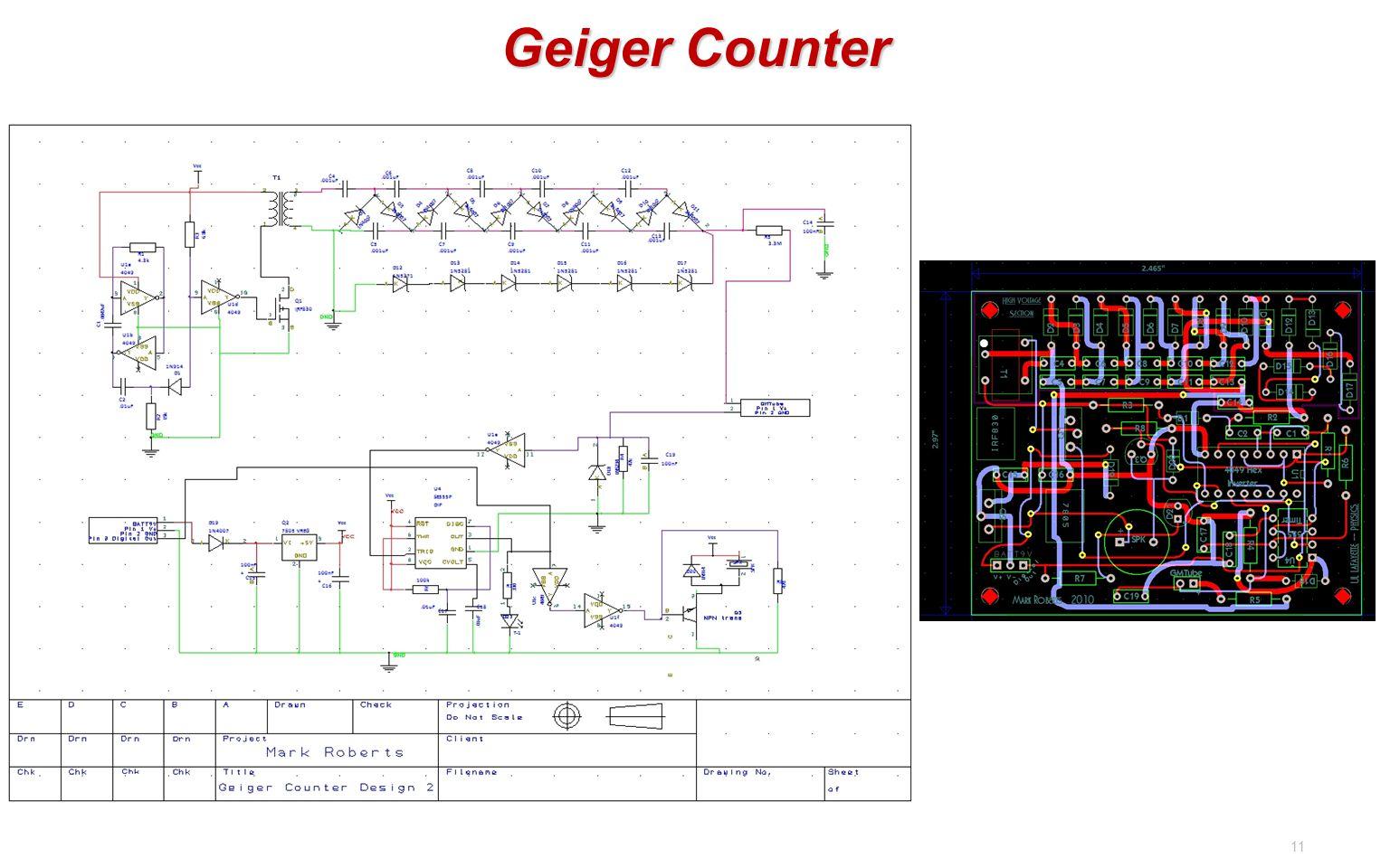 11 Geiger Counter