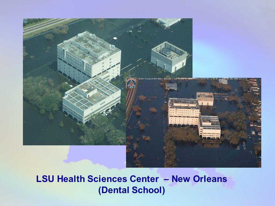 LSU Health Sciences Center – New Orleans (Dental School)