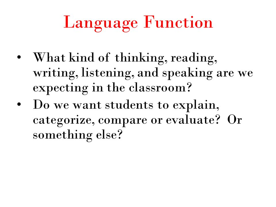 Resources for Understanding Language in the Content Areas Fang, Z.