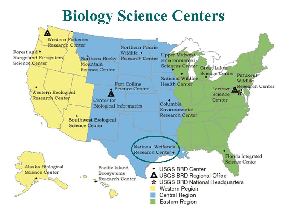 Biology Science Centers