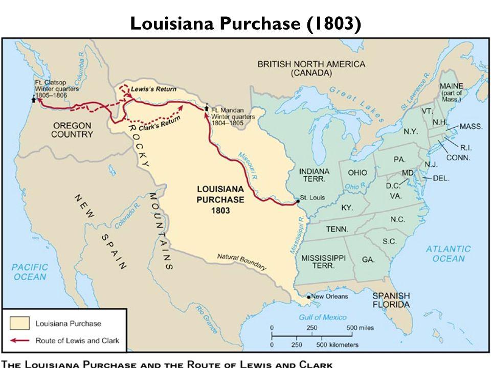 Louisiana Purchase (1803)