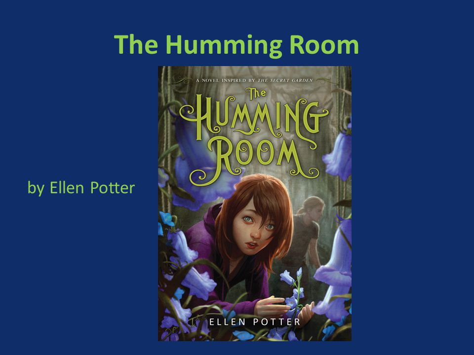 by Ellen Potter
