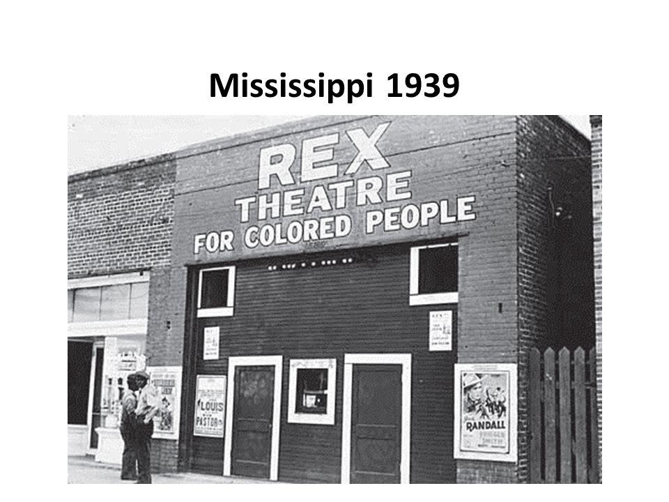 Mississippi 1939
