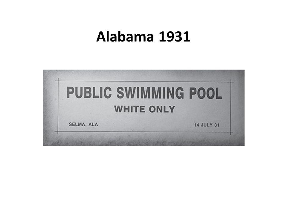 Alabama 1931