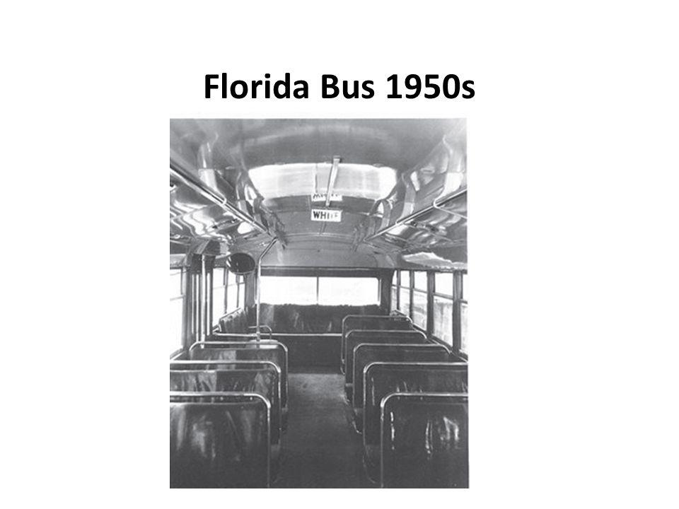 Florida Bus 1950s