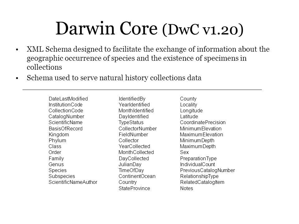 Capturing Scientific Permit Data