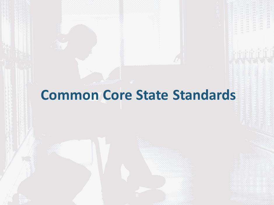 8 Common Core State Standards