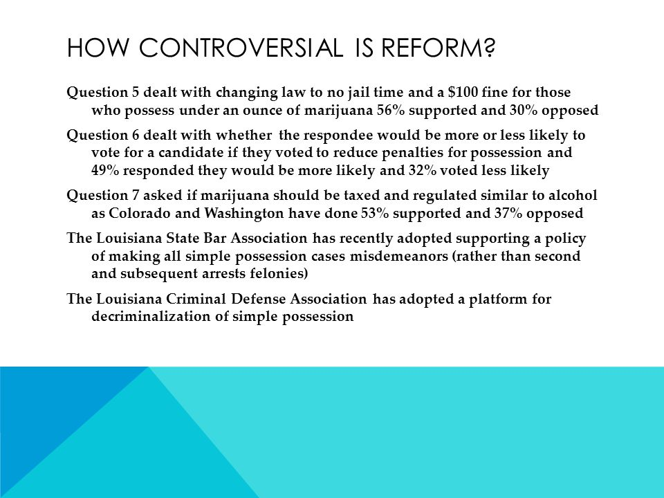 HOW CONTROVERSIAL IS REFORM.