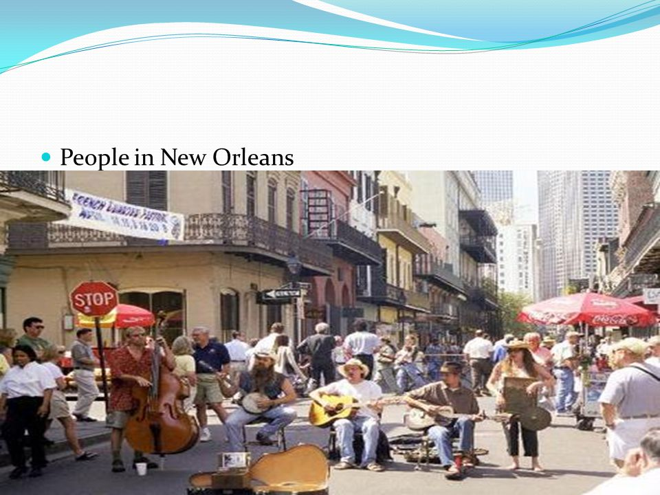 FUN IN NEW ORLEANS