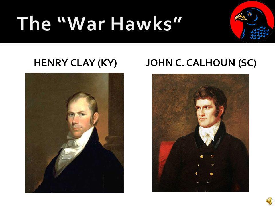 HENRY CLAY (KY)JOHN C. CALHOUN (SC)