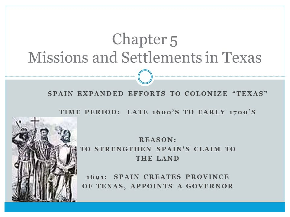 Missions in Texas Why missions.1. to convert Natives to Christian faith 2.