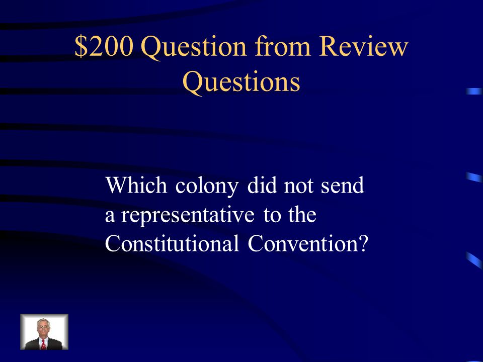 $100 Answer from Review Questions Pennsylvania