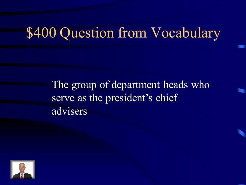 $300 Answer from Vocabulary Impressment