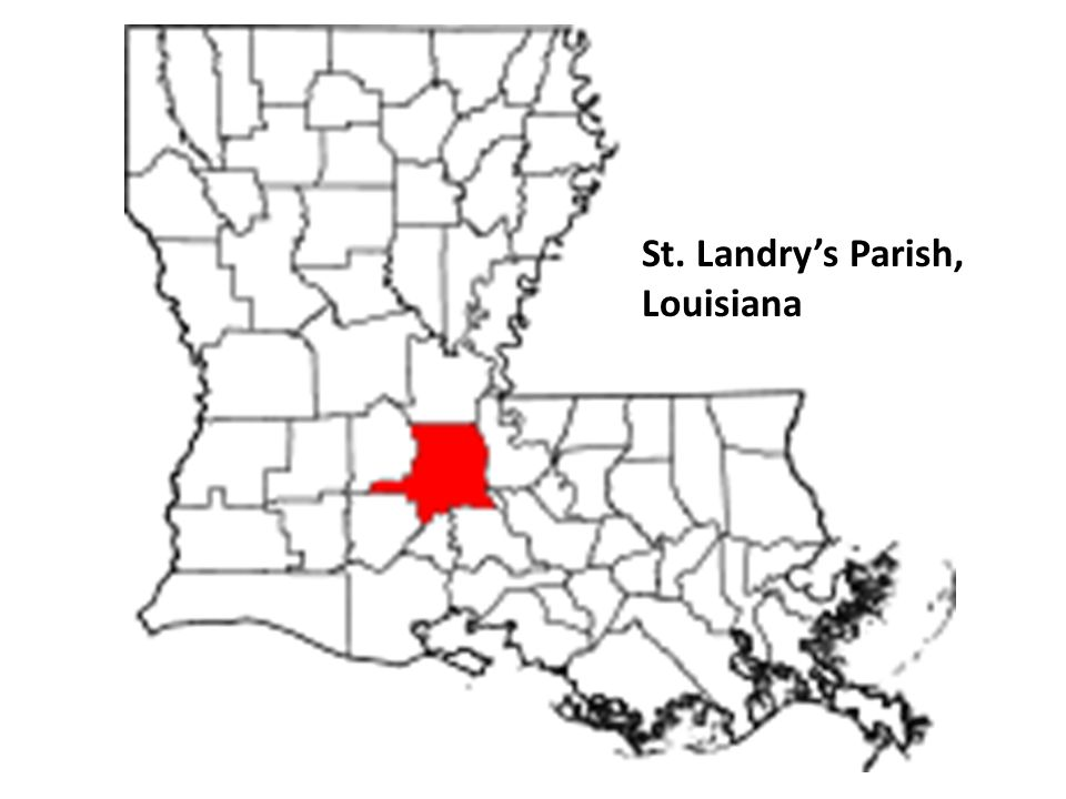 St. Landry's Parish, Louisiana