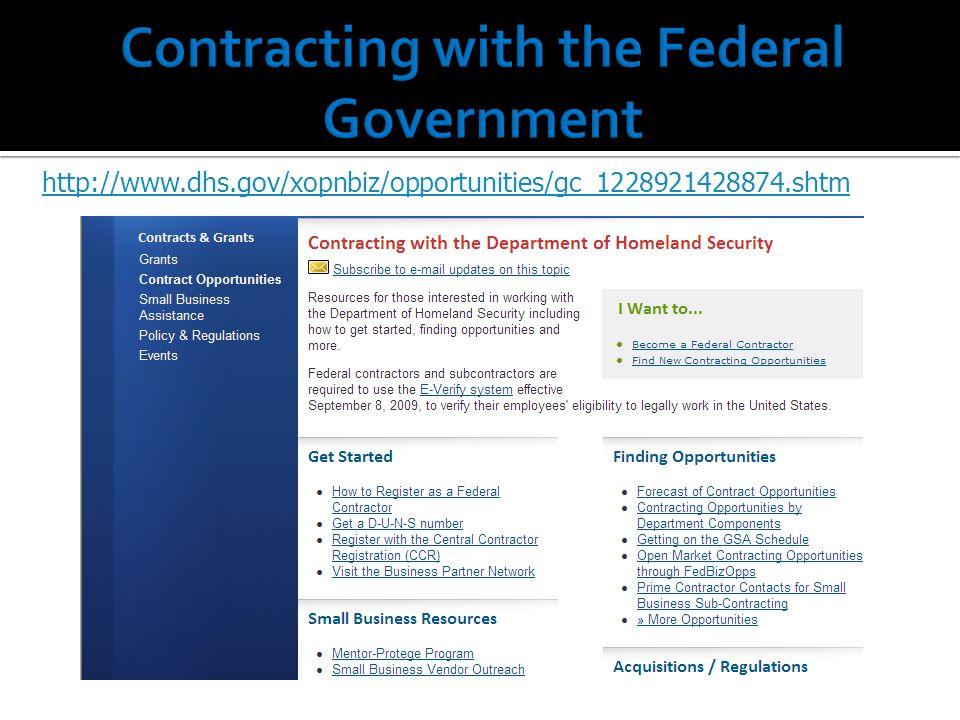 http://www.dhs.gov/xopnbiz/opportunities/gc_1228921428874.shtm