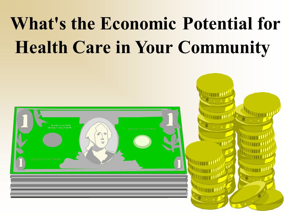 Health Services Promote Job Growth