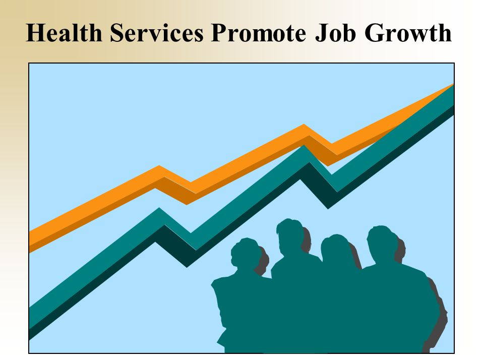 To attract business and industry, research indicates the area needs quality: Health services and Education services