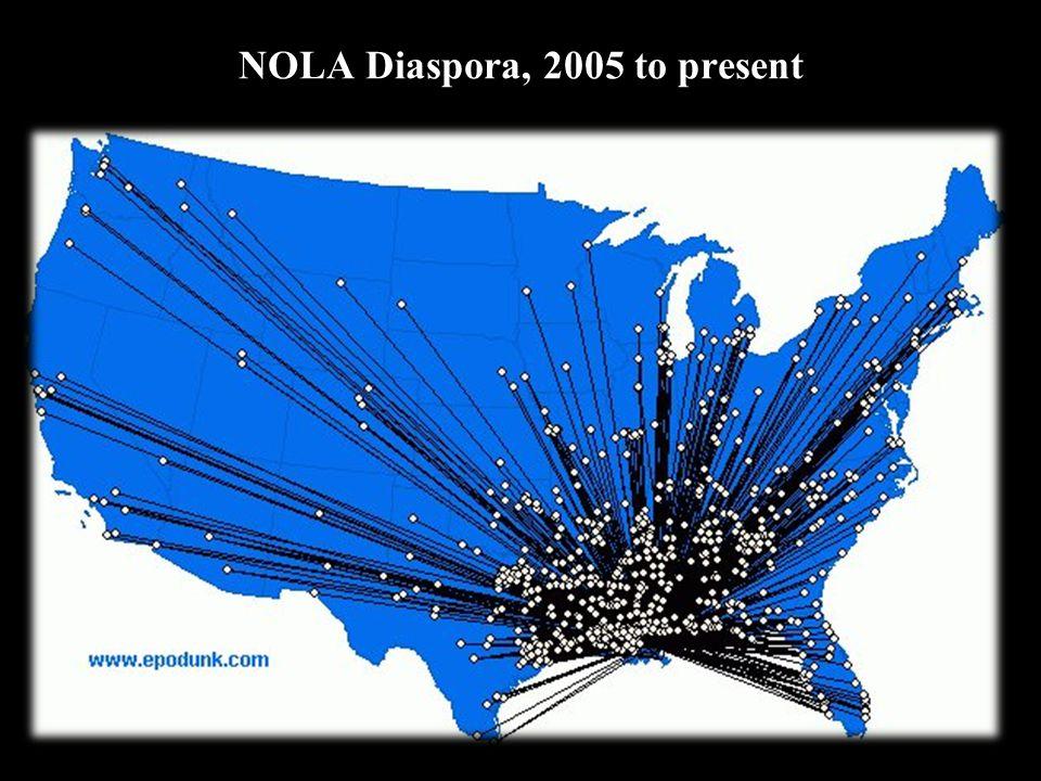 NOLA Diaspora, 2005 to present