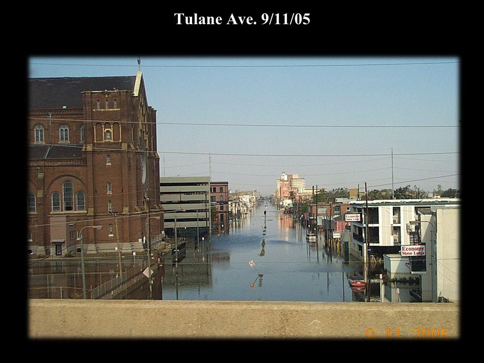 Tulane Ave. 9/11/05