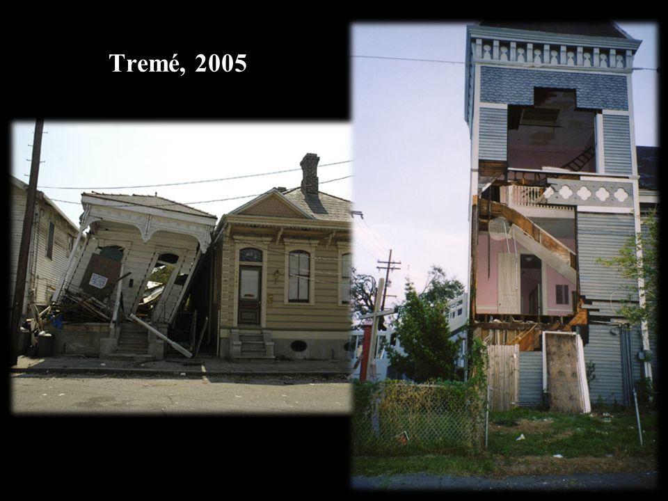 Tremé, 2005