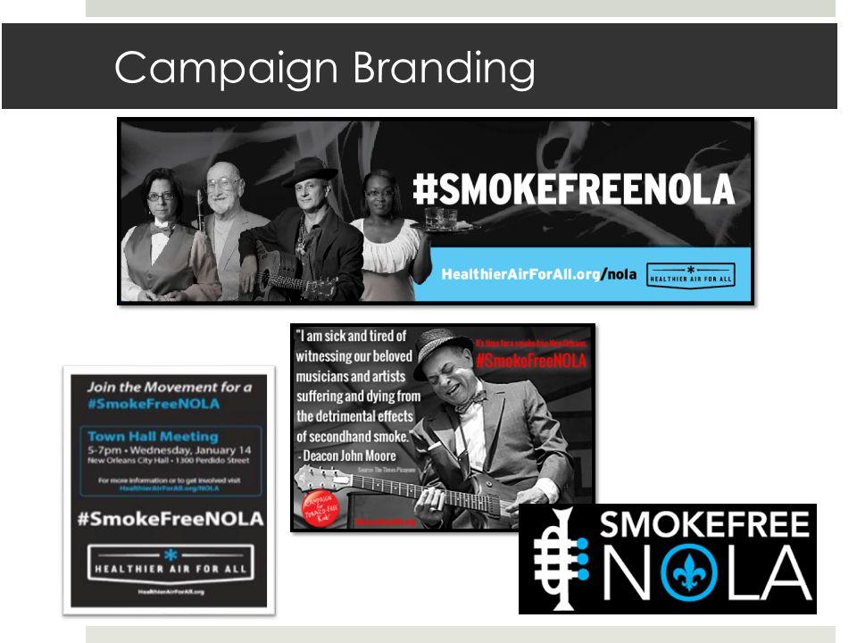 Campaign Branding