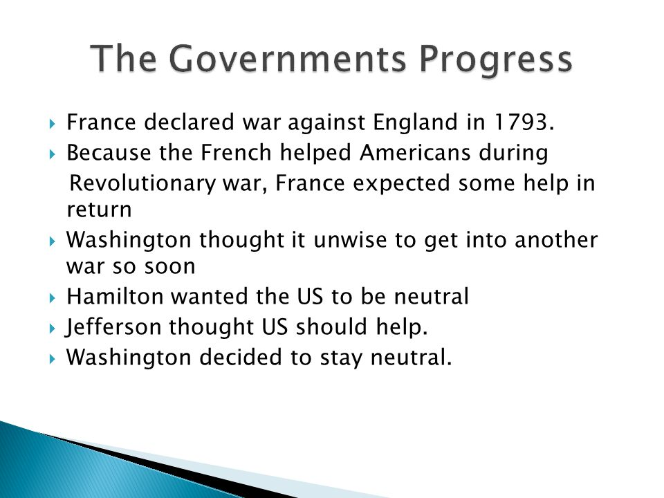  France declared war against England in 1793.