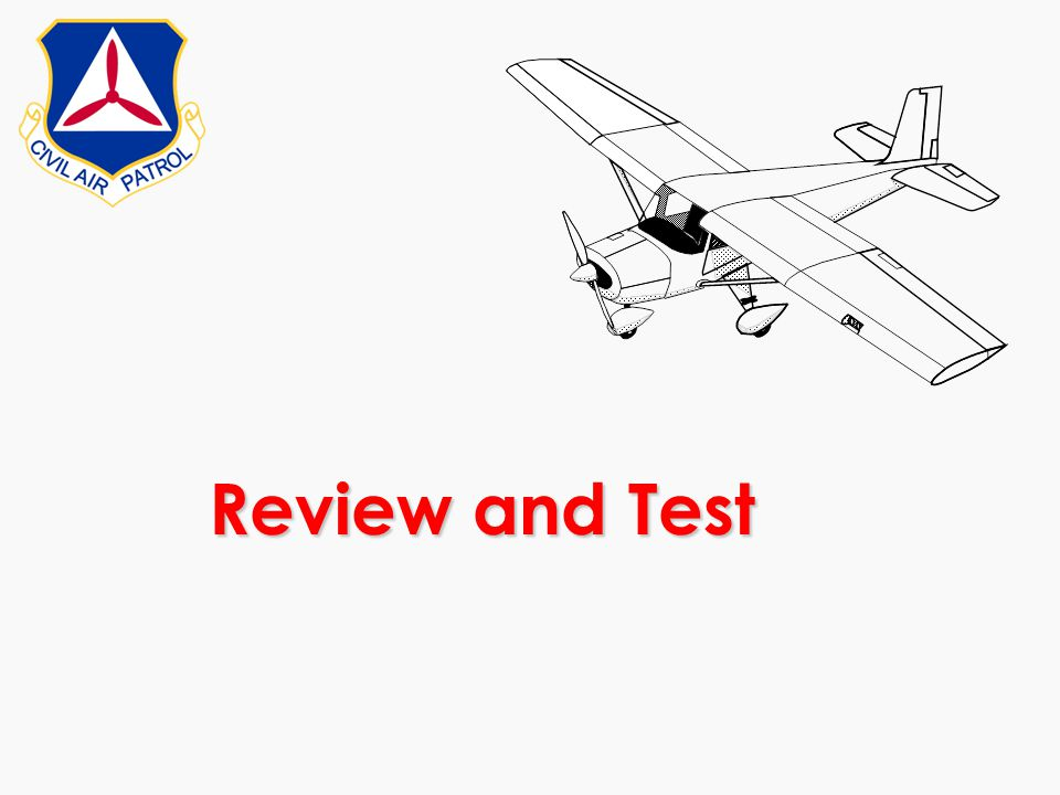 Review and Test