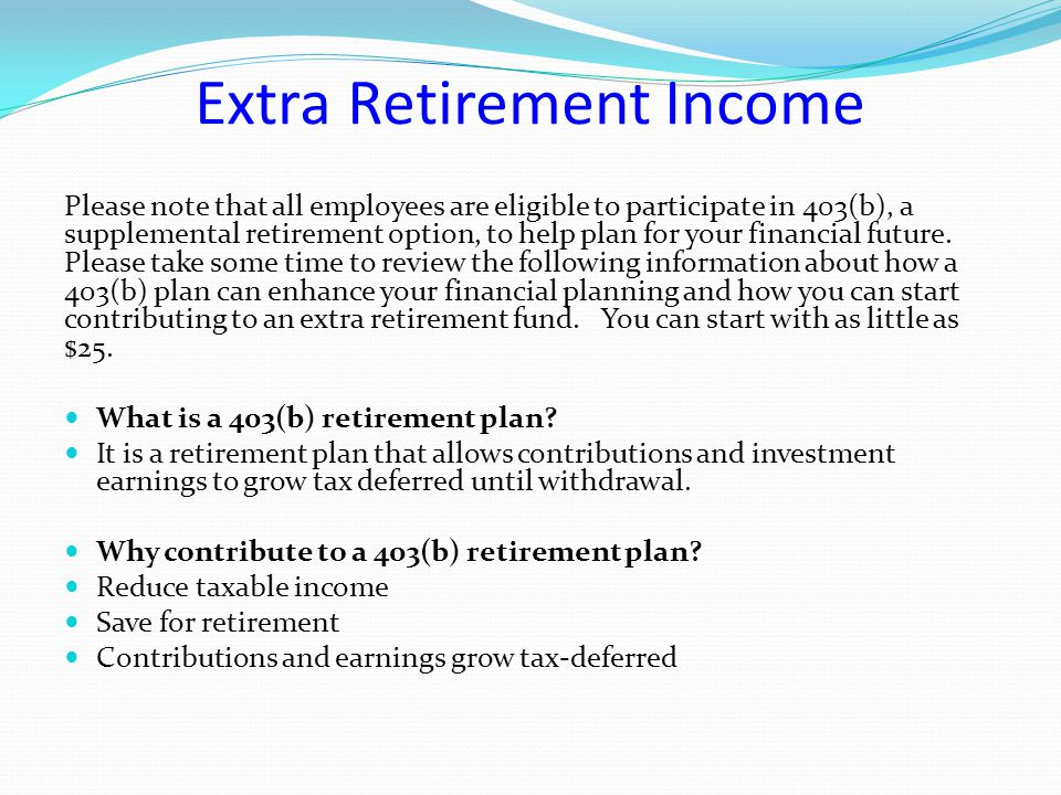 VESTED RETIREMENT Vesting in a retirement plans means ownership.