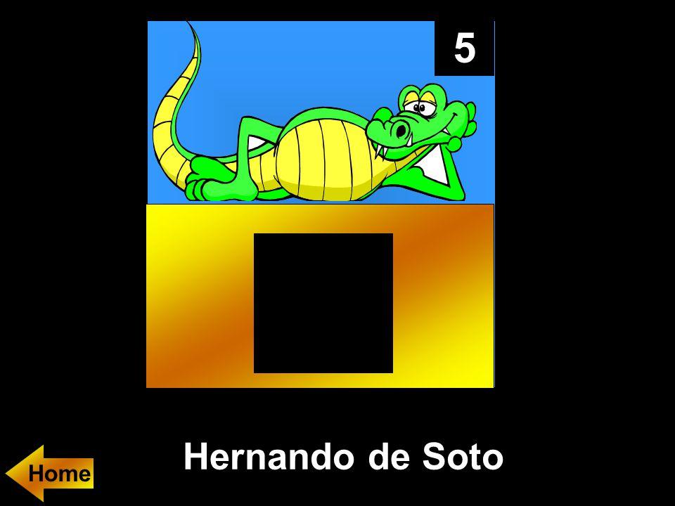 5 Hernando de Soto