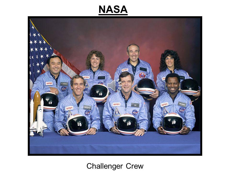 Challenger Crew NASA