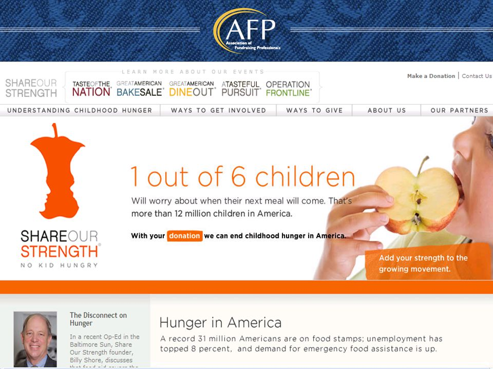 46th AFP INTERNATIONAL CONFERENCE ON FUNDRAISING — www.afpnet.org