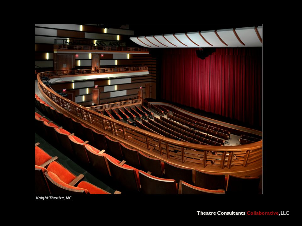 Theatre Consultants Collaborative, LLC Knight Theatre, NC