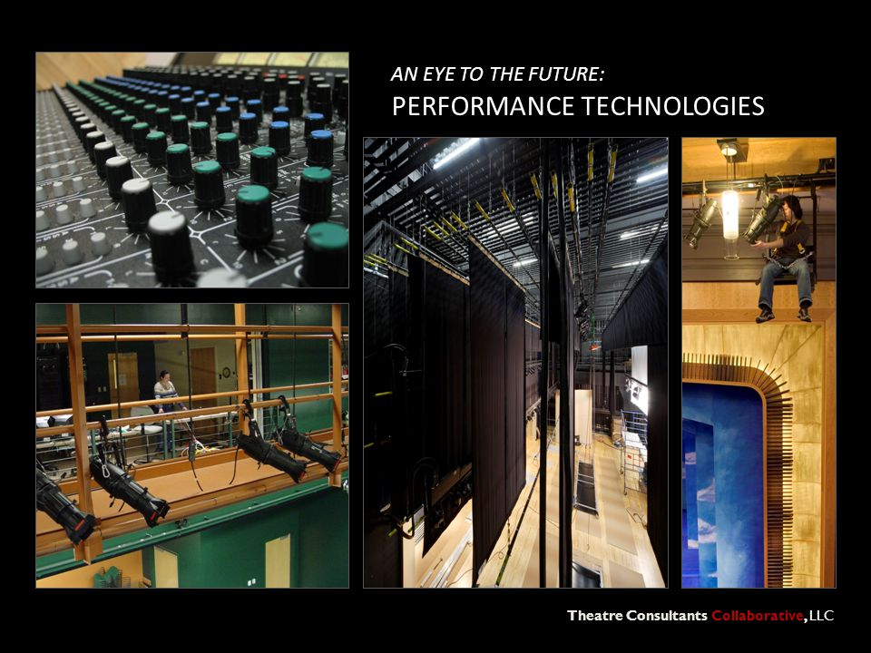 AN EYE TO THE FUTURE: PERFORMANCE TECHNOLOGIES
