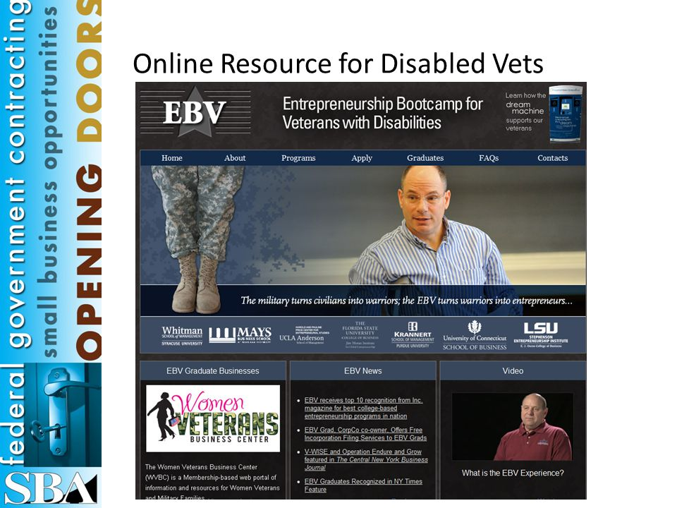 Online Resource for Women Veterans