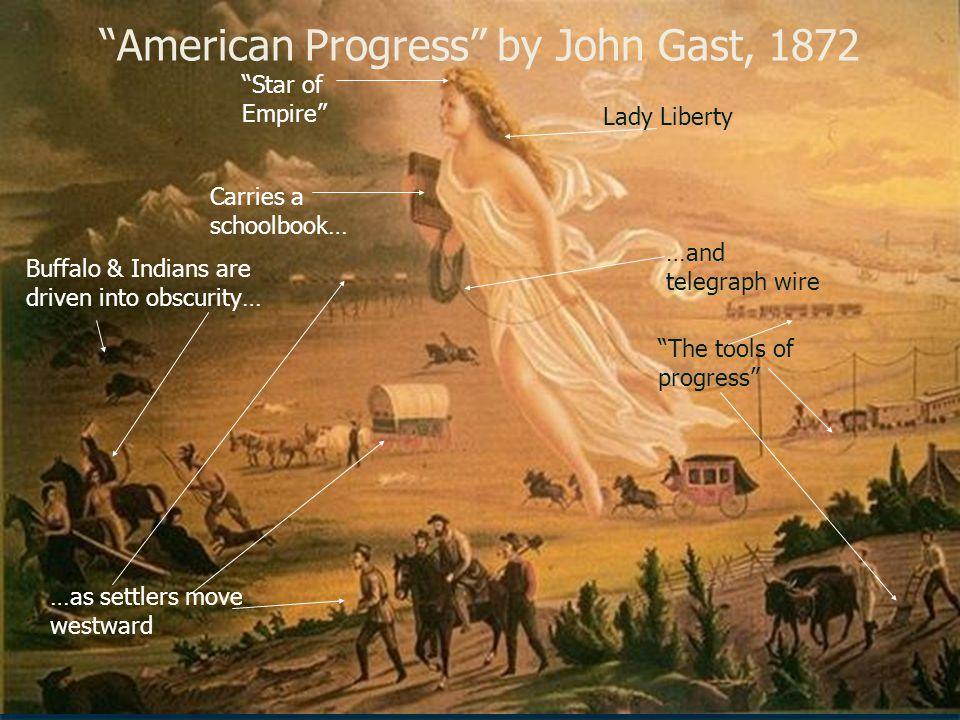 Americans Look Westward 1821 – Revolution overturned Spanish rule in Mexico, U.S.