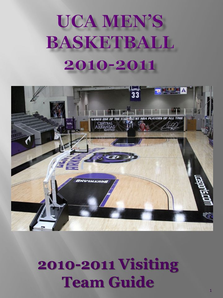 2010-2011 Visiting Team Guide 1