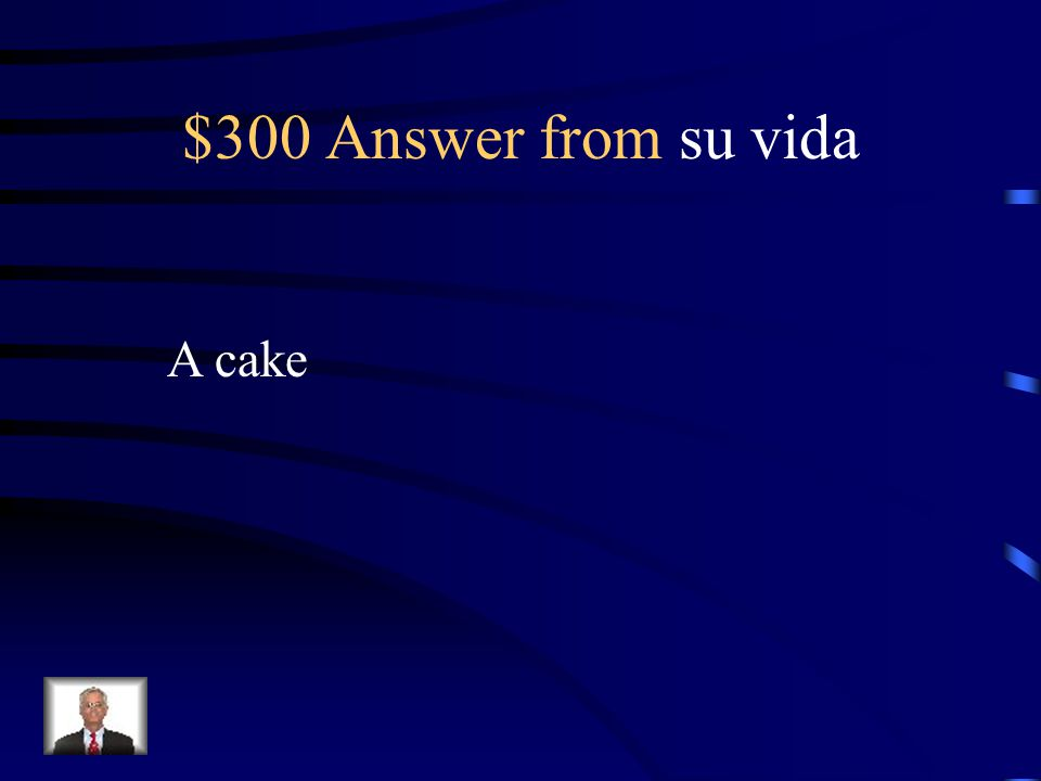 $300 Question from su vida What was the prize she received as part of a radio contest